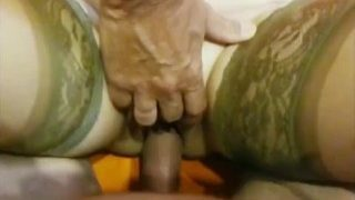 Fuck to orgasm amateur belgian granny from DateFree.eu